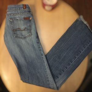 7 For All Mankind Jeans - 7 for all mankind Bootcut jeans size 25